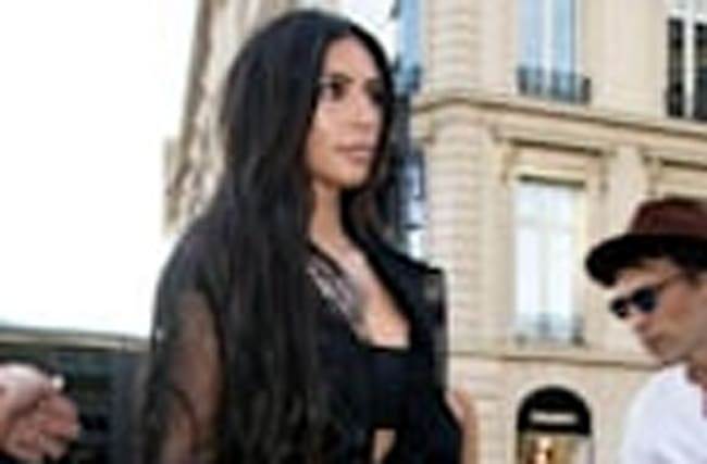 Kim Kardashian Nearly Attacked in Paris! See the Scary Incident