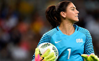 I apologised for 'coward' comments - Hope Solo