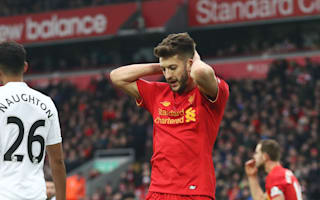 Lallana wants ugly wins for Liverpool to bridge experience gap