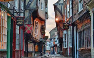 Britain's prettiest street revealed