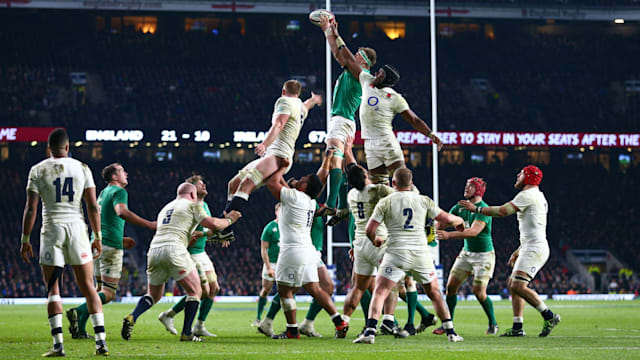 Eddie Jones: England would take on New Zealand straight after Ireland clash