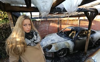 Crime writer has Porsche torched in arson attack reminiscent of one of his books