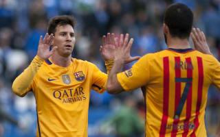 Messi available for Barcelona v Celta, confirms Luis Enrique