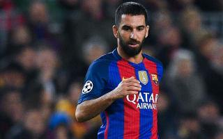 Turan happy at Barca amid China links