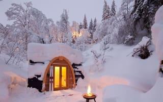Where to go for a white Christmas 2016