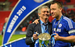 Terry certain of Mourinho success at Manchester United