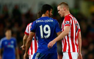 Shawcross turns nose up at Costa's hardman status