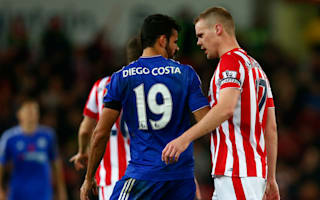 Shawcross turns nose up at Costa's hardman status