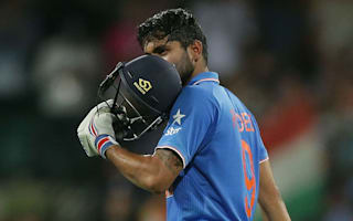 Classy Pandey salvages some pride for India