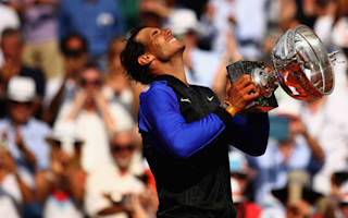 Nadal hopes knees hold out for a Wimbledon run