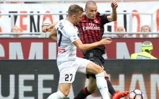 AC Milan 0 Udinese 1: Perica strikes late after worring Antonelli injury