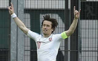 Rosicky and Necid help Czechs see off Russia in Euro 2016 warm-up