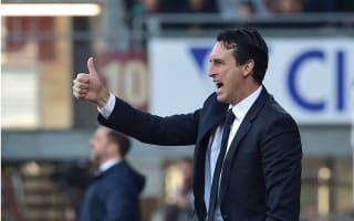 Emery demands improvement from Paris Saint-Germain