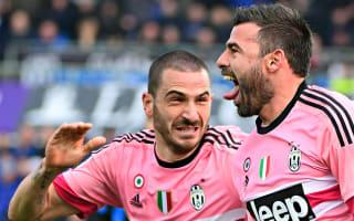 Atalanta 0 Juventus 2: Barzagli and Lemina restore champions' advantage at Serie A summit