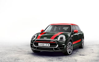 Mini reveals John Cooper Works Clubman