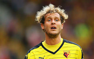 Diamanti returns to Serie A following Watford spell