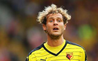 Diamanti returns to Serie A following Watford spell