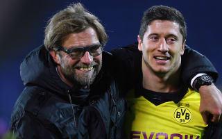 Lewandowski: EUR50 bets with Klopp made me a better striker