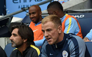 Guardiola expects Hart to fight for Manchester City place