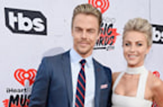 EXCLUSIVE: Derek Hough Dishes on Julianne's Big Day Addresses 'DWTS' Double Wedding Weekend