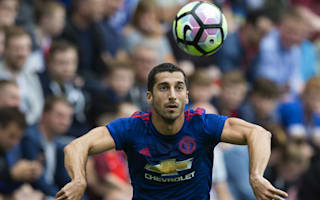 Mkhitaryan prepares to prove himself at United