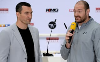 Fury 'sounded like Hitler', says angry Klitschko