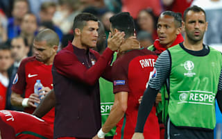 Ronaldo an inspiration to young Portugal stars, says Santos