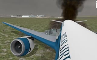 How to handle a plane disaster: Use this app