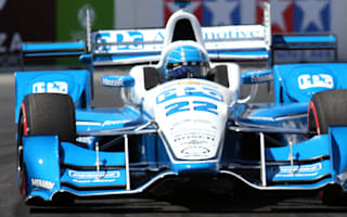 Pagenaud holds off Power for Honda Indy 200 win