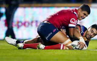 Johnson magic inspires Warriors victory