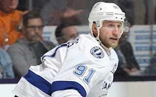 Lightning captain Stamkos out for up to three months