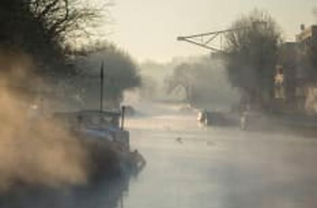 Fog and frost expected to make for hazardous conditions