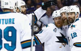 Sharks regain series lead against Blues