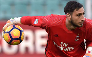 Donnarumma's brother rejects Juve links