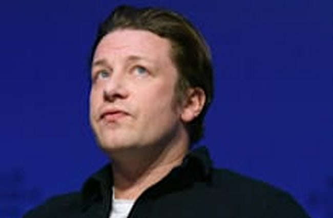 Jamie Oliver hits back at Tory plans to remove school lunches