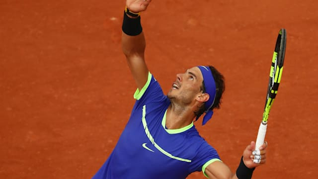 Ruthless Nadal races into French Open fourth round