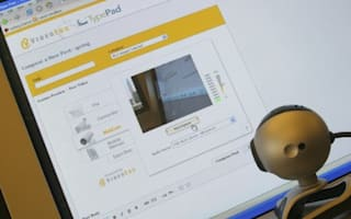 Would you get financial advice over a webcam?