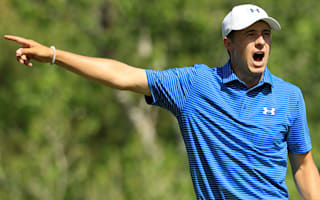 Spieth ready to blow rivals away after receiving tornado warning
