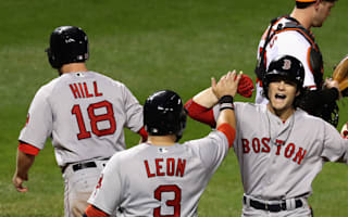 Red Sox extend run as wildcard battle continues