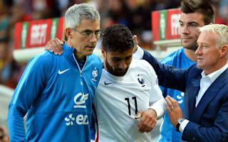 Fekir steps up ACL recovery with Euro 2016 in sight