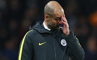Guardiola: City don't have history like United