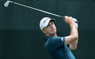 Reed, Laird share Barclays lead
