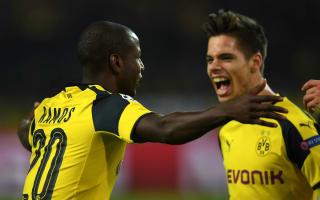 Borussia Dortmund 1 Sporting CP 0: Ramos sends Tuchel's men through in Aubameyang's absence