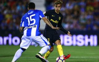 Leganes 0 Atletico Madrid 0: Returning Griezmann fails to inspire turgid visitors