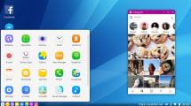 Samsung DEX transformará el Galaxy S8 en un PC de sobremesa