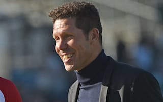Simeone happy with youngsters despite Victory loss
