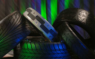 Goodyear showcases tyres of the future