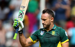 Du Plessis outguns Tharanaga in entertaining Newlands ODI