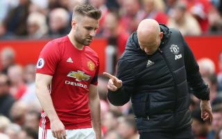 Man Utd defender Shaw to miss rest of season