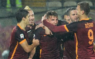 Carpi 1 Roma 3: Dzeko ends drought as Spalletti's men win again